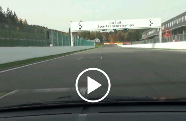 Inboard Video Honda Racing Support