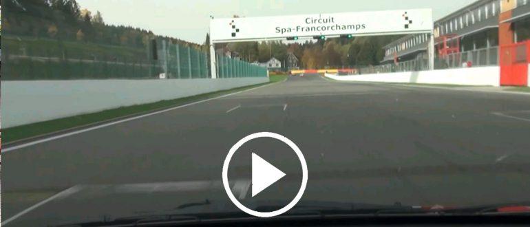 Inboard Video Honda Racing Support